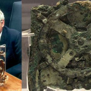 Strange ancient technology – ANTIKYTHERA MECHANISM