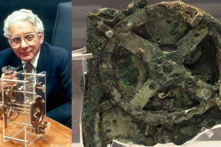 Strange ancient technology – ANTIKYTHERA MECHANISM