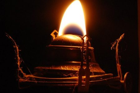 Ancient Mysteries of  Ever-Burning Lamps!