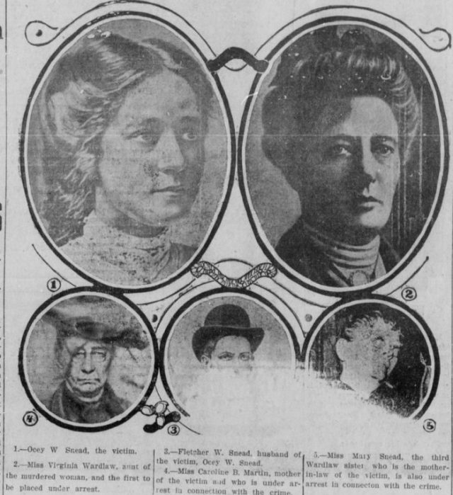 Podcast – Three sisters in black and the bathtub tragedy