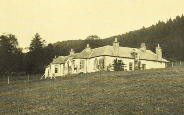 Boleskine House, a very strange place