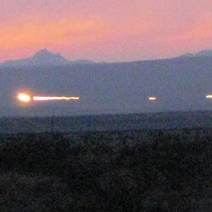 The strange mystery of the Marfa Lights
