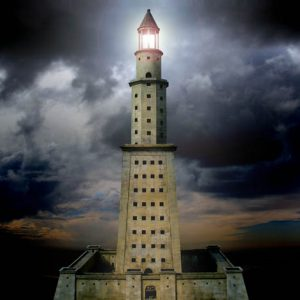 Ancient Origins And Electricity – THE LIGHTHOUSE OF PHAROS