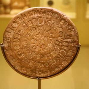 Strange artefacts – THE PHAISTOS DISC