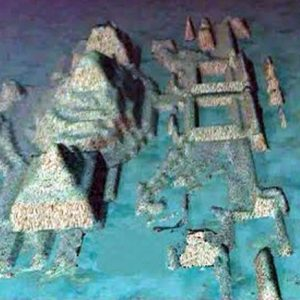 The mystery of the 50,000 year old sunken city in Cuba