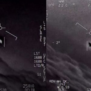A Recent UFO Sighting: The US Navy Can't Explain?