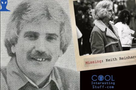 The strange disappearance of Keith Reinhard