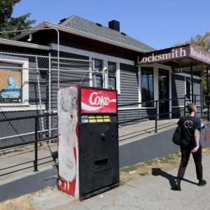 What happened to Seattle's 'Mystery Vending Machine'?