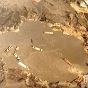 The strange disaster at Lake Peigneur