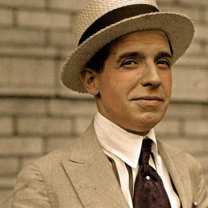 Strange con men and scams – Charles Ponzi