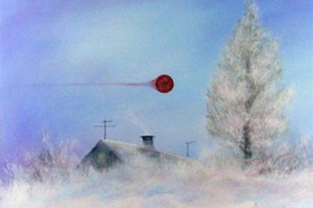 The Dalnegorsk 'Height 611' UFO Crash