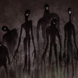 Urban Legends: Shadow People