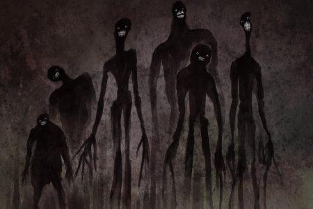 Urban Legends: Shadow People