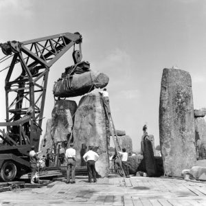 Stonehenge –  History and restoration