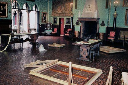 The Isabella Stewart Gardner Museum Heist