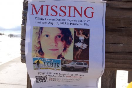 The disappearance of Tiffany Daniels